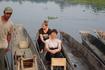 Читван. Рано утром отправляемся на прогулку по реке Рапти на каное.