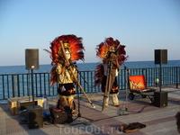 Имповизированный концерт на набережной - гости из Эквадора со своей потрясающей музыкой
