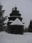 Музей Витославлицы. Церковь...