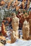 Замысловатые какие скульптуры вылепила природа за миллионы лет!