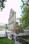 Руины Собора Святого Павла....