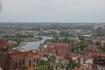 Гданьск (панорама с Мариацкого костела - 400 ступенек вверх,чуть не умерли)))