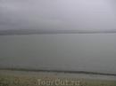 11 августа 2009. озеро Севан. Вот так было холодно в первый день.