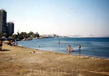 пляжи острова