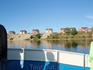 Домики на берегу р.Великой