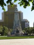 Памятник Сервантесу.