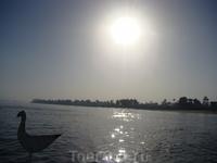 Закат на Ниле