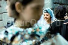 Международный фестиваль детского танца в городе Обзоре - выступление команды из Грузии