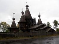 Успенский собор Кеми