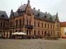 Здание народной галереи в Пражском Граде