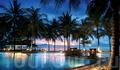 Бассейн отеля Ката Ресорт и вид на Андаманское море