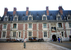 Château Royal de Blois (королевский замок Блуа) - сочетание готики, раннего Ренессанса и классицизма.