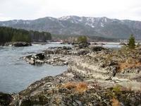 Берег Катуни в районе с. Усть-Сема