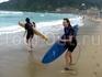 сёрфинг, ветер и волныы
