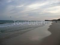 Вечерний пляж...