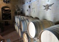 Так хранят вино в Эмбоне