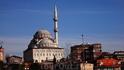 И современная мечеть в Стамбуле