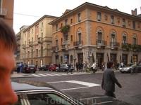 на улицах Вероны