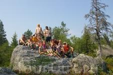 Группа на Леснице