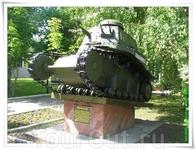 Т-18 (МС-1 – «малый сопровождения») - советский лёгкий пехотный танк 1920-х годов. Создан в 1925-1927 годах на основе французского танка Renault FT-17 ...