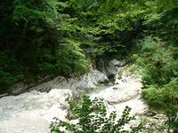Молочные реки - кисельные берега.. как в сказке - каньон реки Псахо.
