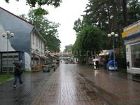 Пешеходная улица Йомас