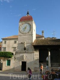 Исторический город Трогир