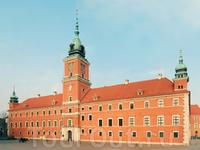 Варшавский Королевский дворец