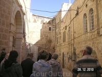 на улицах Иерусалима