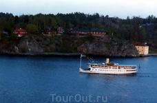 Норвежские фьорды: на пути в Данию