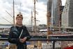 В старом Нью-Йоркском морском порту