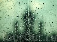 В Суздале было так — полдня светило солнце, а потом полдня лил дождь.