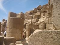 Карнакский храм, или все, что от него осталось