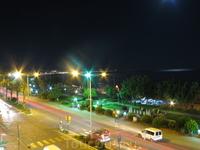 Ночные огни Алании