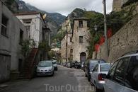 Улицы Амальфи