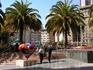 Юнион-сквер - площадь в центре Сан-Франциско