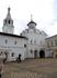 Спасо-Прилуцкий монастырь.  Спасский собор и переход к древненастоятельским кельям