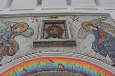 Ворота в Толгский монастырь