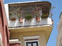 Милый балкончик