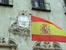 Фасад здания мэрии (консистории) - типичный пример испанского барочного стиля, так называемого чурригерэско (я писала об этом в отчете про Саламанку).