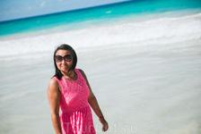 Доминикана. Фотосессия на пляже Манако