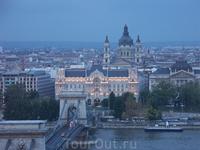 Будапешт.Вечер.Май.