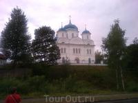 Церковь в Торжке