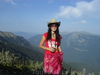 Абхазия. Спасаясь от смога.