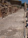 Эфес, мозаичная дорога