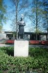 Основатель парка скульптур, посвященных основному инстинкту