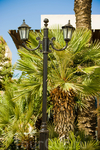 Территория отеля Olympos Beach