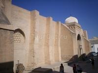 Стены старого города в Кайруане