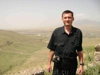 14 августа 2009. трасса Севан - Ереван.