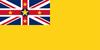 Флаг Ниуэ